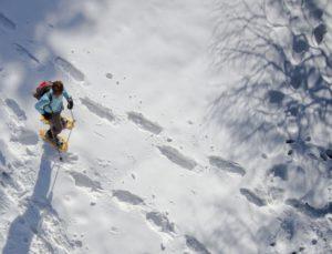 Schneeschuhlaufen und Winterwandern sind zwei ausgezeichnete Möglichkeiten im Winter das Goms auf eine sichere Weise zu erkunden.