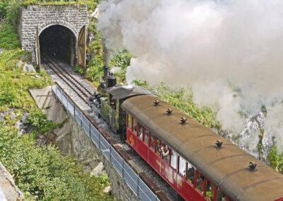 Dampfbahn